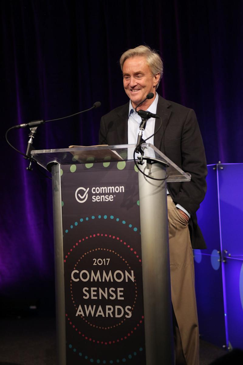 James Steyer, CEO of Common Sense Media, is behind a bill that California Gov. Gavin Newsom will review later this month. It would lay out a framework for a data dividend plan for the state's 40 million residents, which would reward online users financially for letting their data be harvested by tech companies.