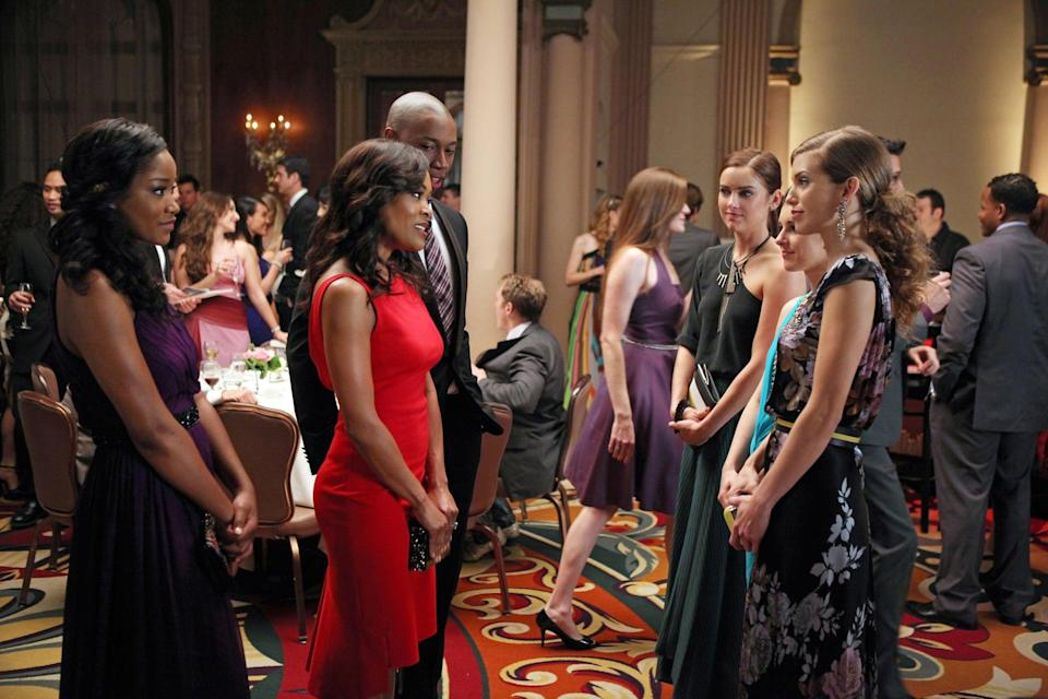 """<p>The CW reboot of the original Aaron Spelling-created series, <strong>Beverly Hills, 90210</strong> - which ran for 10 seasons in the '90s - still revolves around the relationships and alliances between a tight-knit group of privileged teens attending West Beverly Hills High School, though the remake offers an edgier twist. The lives and wardrobes of West Coast teens and East Coast teens may be totally different, but you'll find that the drama is still pretty much the same. </p> <p><strong>Where to watch:</strong> <a href=""""https://www.amazon.com/gp/video/detail/B007SZEA1U/ref=atv_dp"""" class=""""link rapid-noclick-resp"""" rel=""""nofollow noopener"""" target=""""_blank"""" data-ylk=""""slk:Amazon Prime"""">Amazon Prime</a></p>"""