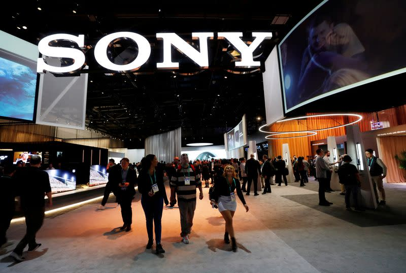 Sony expects steep full-year profit drop