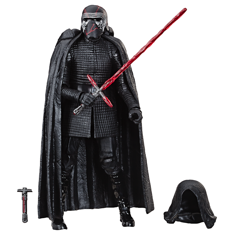 The Black Series Kylo Ren (Photo: Hasbro)