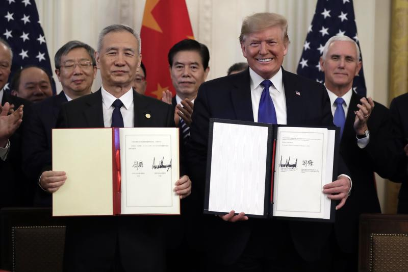 The U.S.-China Trade Deal Was Not Even a Modest Win