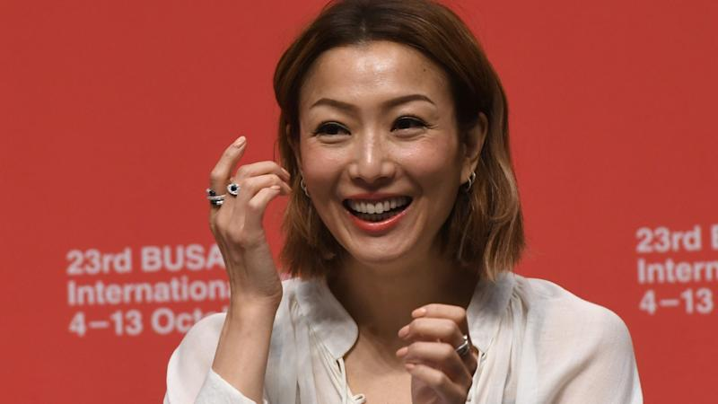 Hong Kong superstar Sammi Cheng sparks debate about Chinese traditions by forgiving husband Andy Hui for fling