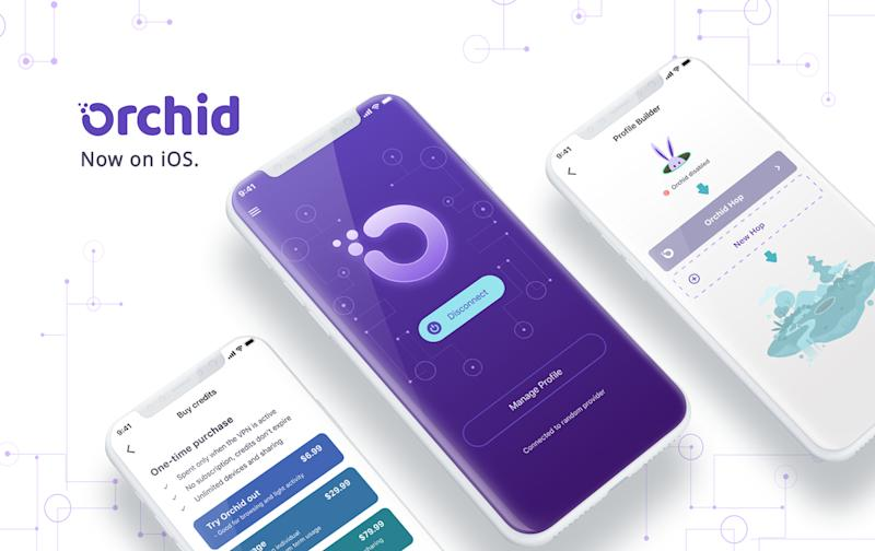 Crypto-Enabled VPN Provider Orchid Launches on Apple's App Store