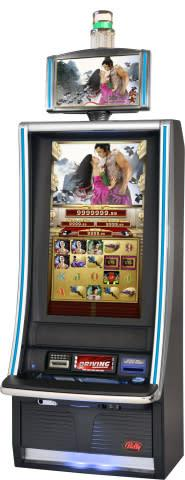 Zhi Nu is one of several Bally games designed specifically for the Asian market. (Photo: Business Wi ...