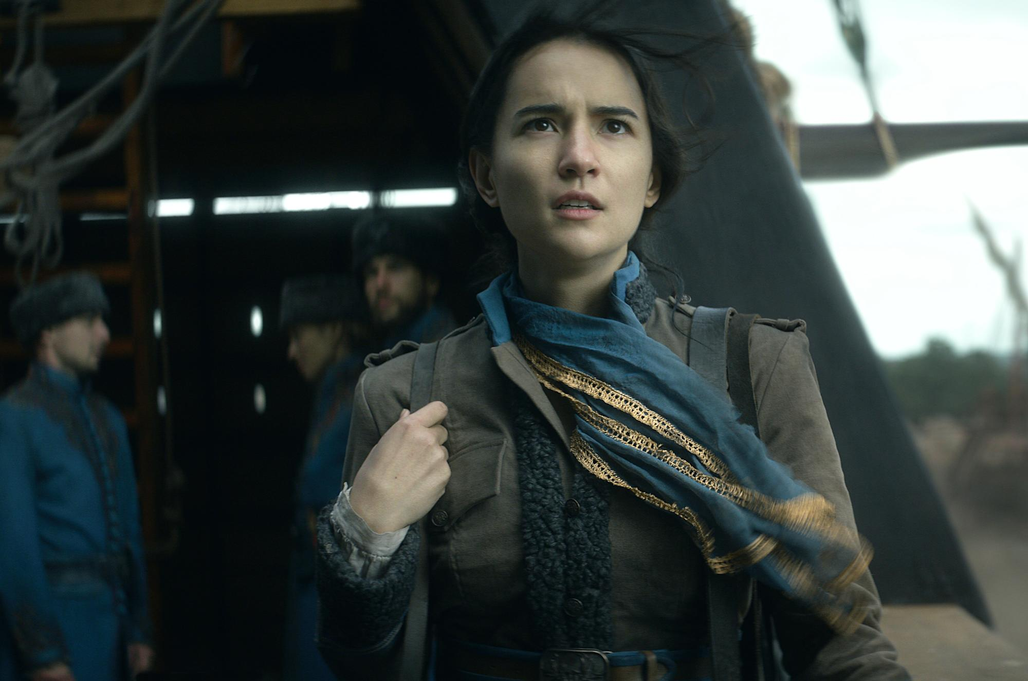 Netflix's first 'Shadow and Bone' trailer shows off the fantasy world of Ravka