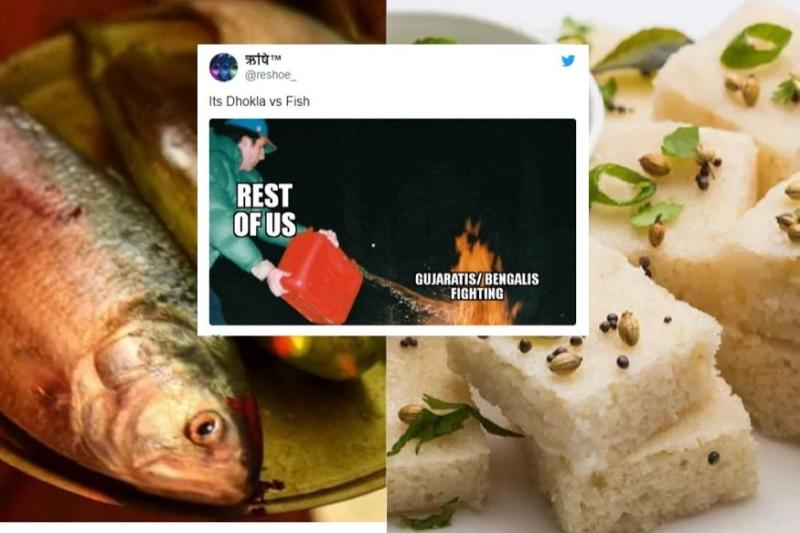 How Abhijit Banerjee's Nobel Prize Started a War Between Fish and Dhokla Eaters