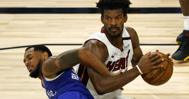 Basket - NBA - Jimmy Butler (Miami) absent de l'entraînement