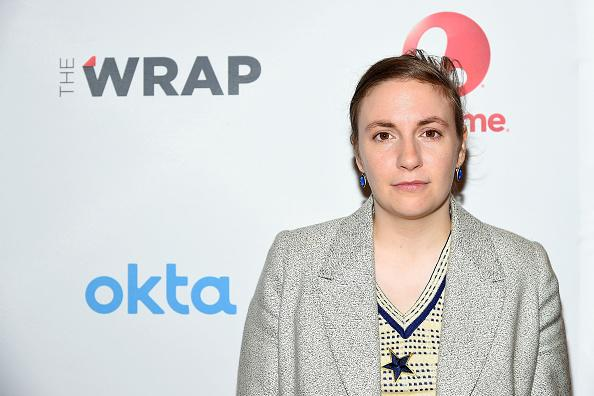 Lena Dunham tracks her period in the cutest most old-school way