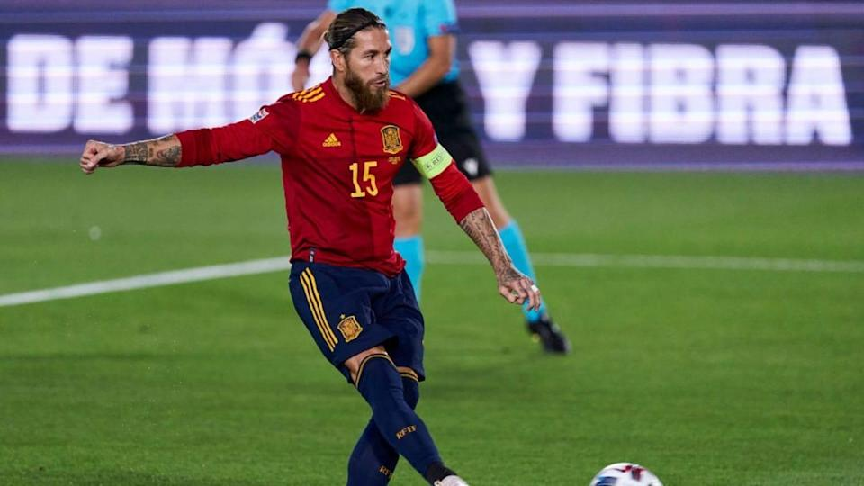 Sergio Ramos, Spain | Quality Sport Images/Getty Images
