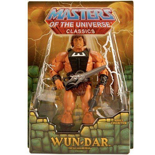 """<p>Also known as naked-with-a-loin-cloth He-Man, <a href=""""http://www.amazon.com/Masters-Universe-Classics-Exclusive-Action/dp/B003IDQWO4?tag=syn-yahoo-20&ascsubtag=%5Bartid%7C2089.g.35651750%5Bsrc%7Cyahoo-us"""" rel=""""nofollow noopener"""" target=""""_blank"""" data-ylk=""""slk:this brawny action figure"""" class=""""link rapid-noclick-resp"""">this brawny action figure</a> was a giveaway that came with the purchase of Wonder Bread in the 1990s. If you saved it, you're in luck: Your love of white bread could pay off, thanks to <a href=""""https://www.ebay.com/itm/FIGURE-WUN-DAR-VINTAGE-Masters-of-the-Universe-MOTU-He-Man/292878805917?hash=item4430efeb9d:g:M0QAAOSwgyZcGabe:rk:1:pf:0"""" rel=""""nofollow noopener"""" target=""""_blank"""" data-ylk=""""slk:the wonder of eBay"""" class=""""link rapid-noclick-resp"""">the wonder of eBay</a> where some of these go for as much as $500. </p>"""
