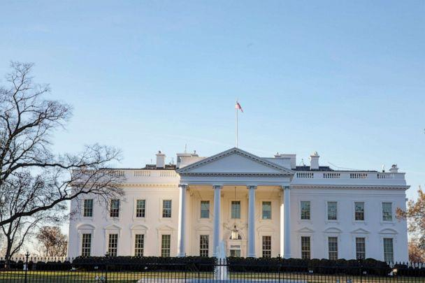 PHOTO: The White House is shown in this file photo on March 24, 2019 in Washington. (Tasos Katopodis/Getty Images, FILE)