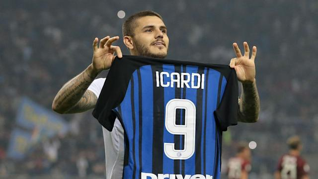 Inter captain Mauro Icardi insisted he did not care about his critics after his hat-trick secured a dramatic derby victory over AC Milan.