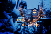 "<p>With ever-changing rules and increasingly absurd regulations, it's hard to keep up with what will and won't be allowed this Christmas – but last time we checked we were still permitted to dream. With that in mind, here's some winter-wonderland holiday inspiration, whether for you that's a hotel with its own ice rink in the Surrey Hills, a snowscape in Sweden or the sun-baked beaches of St Lucia. </p><p>Please ensure you consult the government's latest guidance before travelling overseas during the pandemic at <a href=""https://www.gov.uk/guidance/travel-advice-novel-coronavirus"" rel=""nofollow noopener"" target=""_blank"" data-ylk=""slk:gov.uk"" class=""link rapid-noclick-resp"">gov.uk</a>.</p>"
