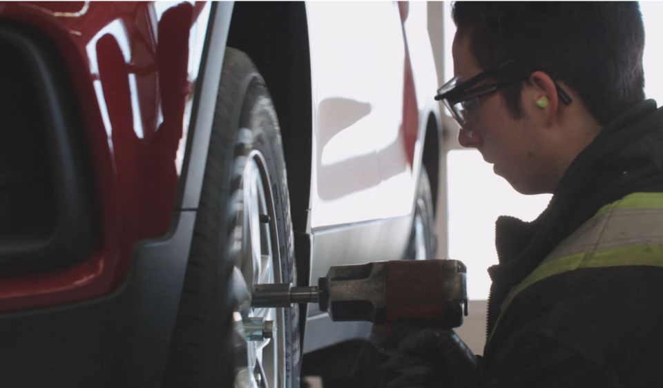 Kal Tire: Switching to winter tires