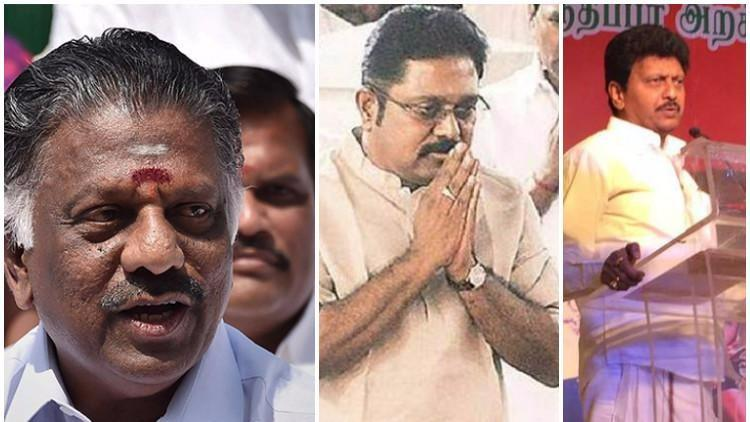 Sasikala's Clan Holds the Fort Despite Fissures in the Family