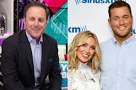 """<p><em>The Bachelor</em> host spoke to <a href=""""https://www.etonline.com/chris-harrison-on-colton-underwood-and-cassie-randolphs-shocking-relationship-drama-exclusive"""" rel=""""nofollow noopener"""" target=""""_blank"""" data-ylk=""""slk:Entertainment Tonight"""" class=""""link rapid-noclick-resp""""><em>Entertainment Tonight</em></a> about the <a href=""""https://people.com/tv/chris-harrison-talks-cassie-randolph-colton-underwood-its-a-very-unfortunate-situation/"""" rel=""""nofollow noopener"""" target=""""_blank"""" data-ylk=""""slk:controversy surrounding the Bachelor alumni"""" class=""""link rapid-noclick-resp"""">controversy surrounding the <em>Bachelor</em> alumni</a> in October 2020. He told the outlet that he had reached out to offer his support and hoped that they were """"taking care of themselves and each other and being smart about this.""""</p> <p>Randolph <a href=""""https://people.com/tv/colton-underwood-says-cassie-randolph-dropped-restraining-order-against-him/"""" rel=""""nofollow noopener"""" target=""""_blank"""" data-ylk=""""slk:dropped her restraining order against Underwood"""" class=""""link rapid-noclick-resp"""">dropped her restraining order against Underwood</a> in November 2020. In a statement to PEOPLE following the news, Underwood said he and Randolph """"were able to reach a private agreement.""""</p> <p>""""Today Cassie asked the court to dismiss the temporary restraining order against me. The two of us were able to reach a private agreement to address any of Cassie's concerns,"""" he said. """"I do not believe Cassie did anything wrong in filing for the restraining orders and also believe she acted in good faith. I appreciate everyone's respect for privacy regarding this matter."""" (A rep for Randolph did not respond to PEOPLE's request for comment at the time.)</p>"""