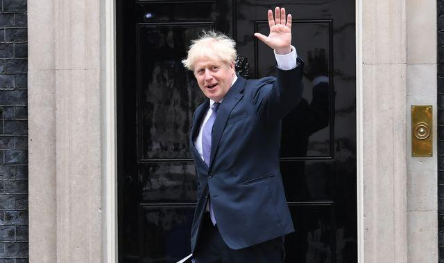 Boris Johnson presses ahead with new laws to 'annul' parts of Brexit deal