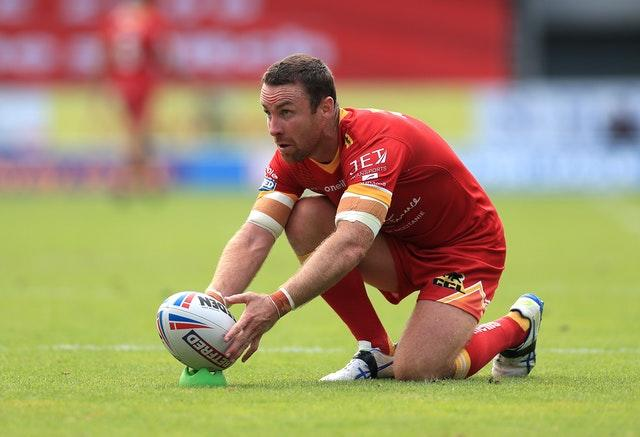 Catalans Dragons are the new Super League leaders