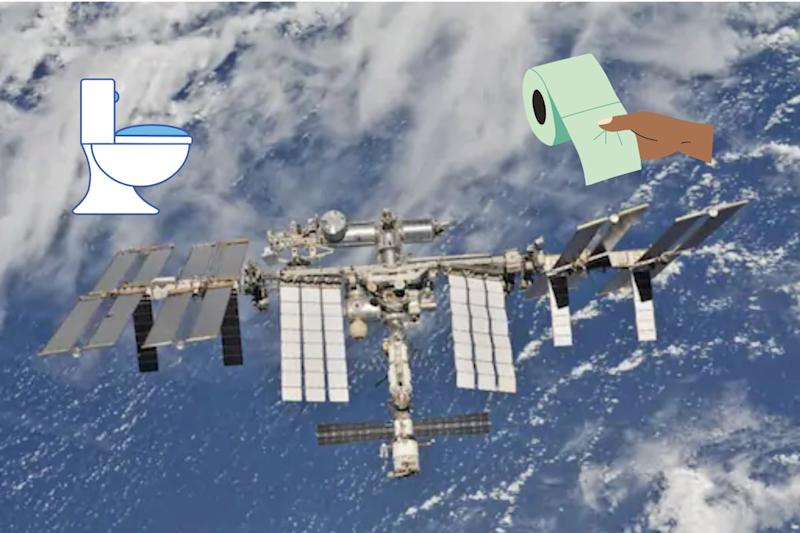 NASA to Launch a $23 Million 'Compact' and 'Comfortable' Toilet to International Space Station