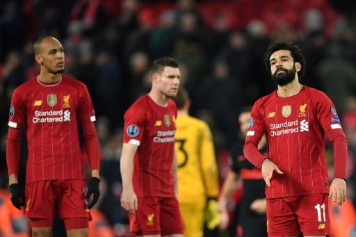 Liverpool's Champions League defence is over after defeat in the last-16 by Atletico Madrid