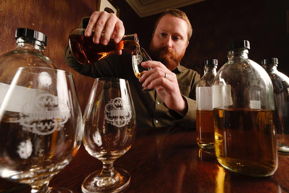 <p>Artisanal sells craft single malts to more than 28,000 subscribers around the world, mostly online</p> (Mike Wilkinson)