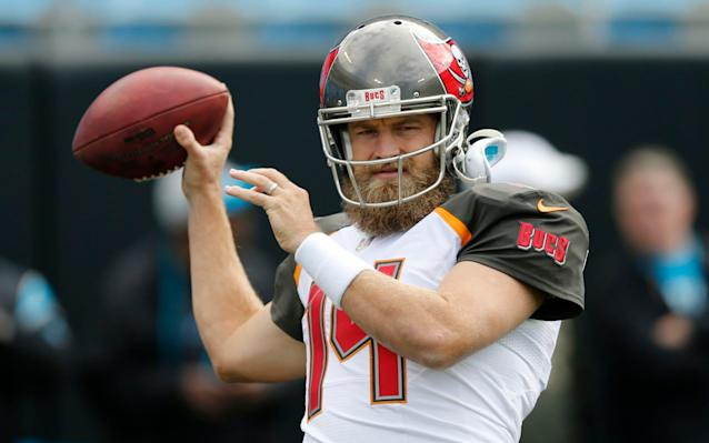 Ryan Fitzpatrick has been one of the highlights of the season - FR25171 AP