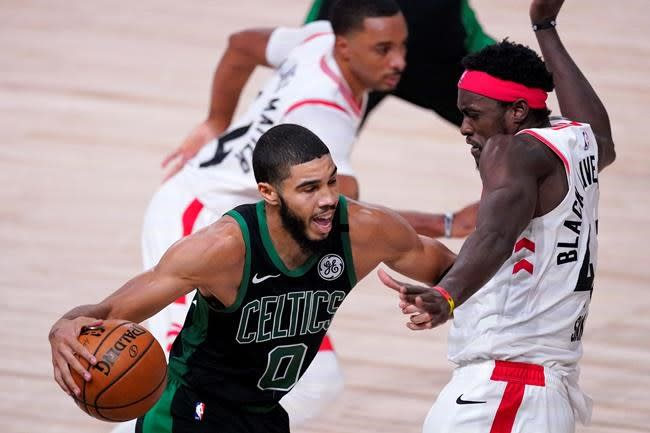 CP NewsAlert: Raptors eliminated from NBA playoffs with Game 7 loss to Celtics