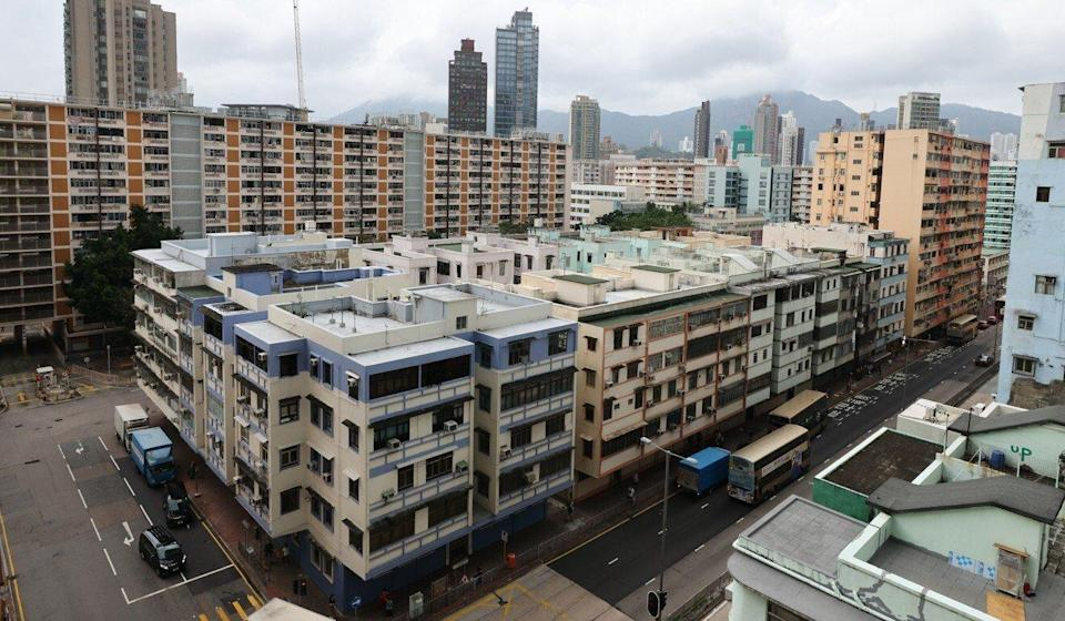 Expensive acquisition offers like the one needed to recently buy Kowloon City housing blocks (pictured) have hampered the URA's ability to build on a larger scale. Photo: Dickson Lee