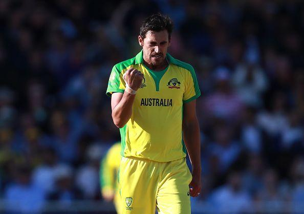 Mitchell Starc has played for RCB in the past