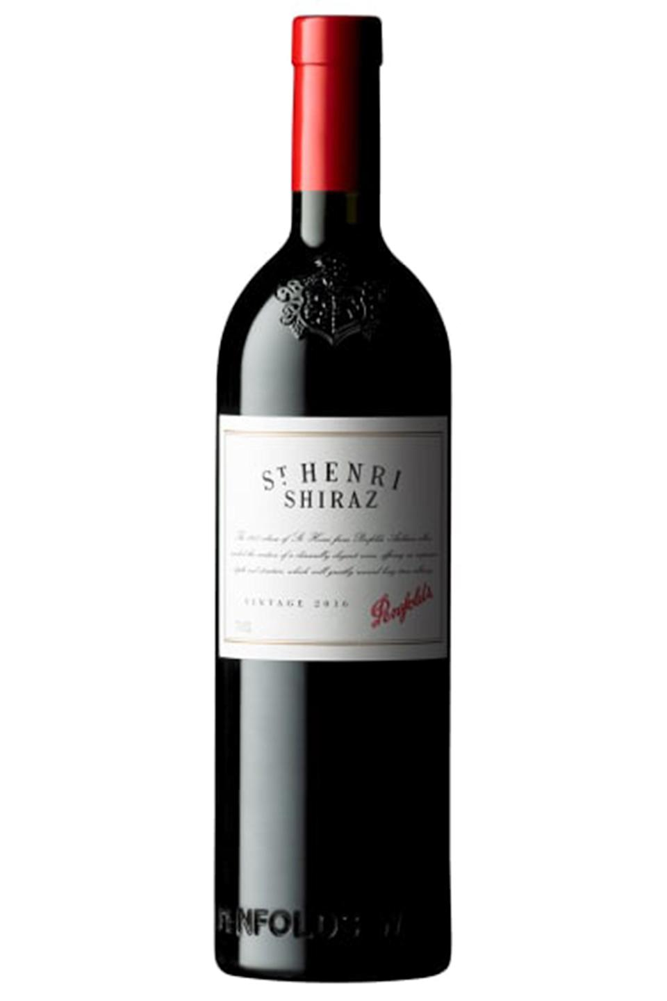 """<p>wine.com</p><p><strong>$104.99</strong></p><p><a href=""""https://go.redirectingat.com?id=74968X1596630&url=https%3A%2F%2Fwww.wine.com%2Fproduct%2Fpenfolds-st-henri-shiraz-2016%2F568061&sref=https%3A%2F%2Fwww.townandcountrymag.com%2Fleisure%2Fdrinks%2Fg32392235%2Fbest-red-wine%2F"""" rel=""""nofollow noopener"""" target=""""_blank"""" data-ylk=""""slk:Shop Now"""" class=""""link rapid-noclick-resp"""">Shop Now</a></p><p>""""For a classic Barossa Shiraz that demonstrates what Australian Shiraz should be, the Penfolds RWT (or bin 798) is a full-bodied powerhouse that is also elegantly balanced,"""" Osborn says. """"A beautiful harmony of rich fruit and uplifting floral notes make this a complex and beautiful wine.""""</p>"""