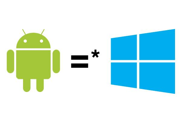 Android Is The New Windows