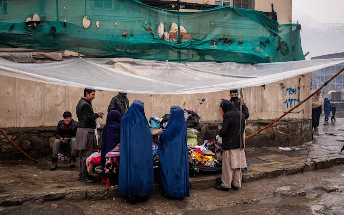 Giving women access to finance can help lift whole families out of poverty - Jim Huylebroek