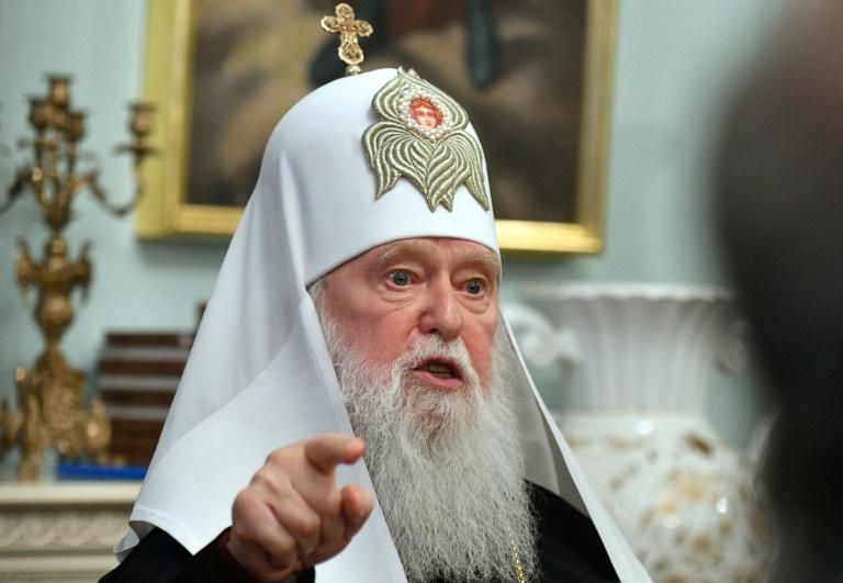 The Christmas message of Patriarch Filaret from the Kiev-based Ukrainian Orthodox Church called for 'victory' over the Russian 'enemy'