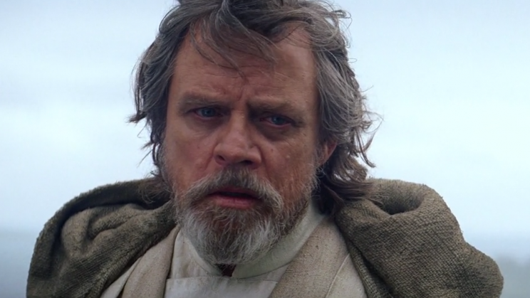 Mark Hamill in 'The Force Awakens' (Photo: LucasFilm)