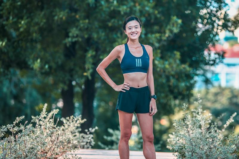 Singapore #Fitspo of the Week: Chua Yew Wee and Sherlynn Tan (PHOTO: Cheryl Tay)