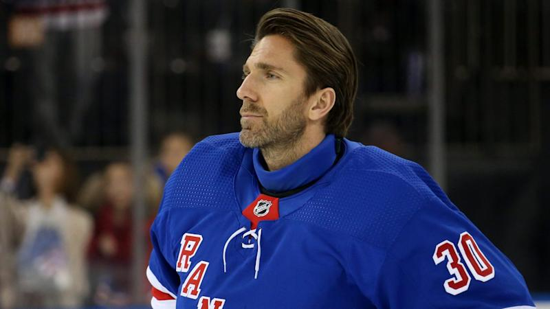 Shesterkin 'unfit to play,' Lundqvist gets Game 1 start for Rangers
