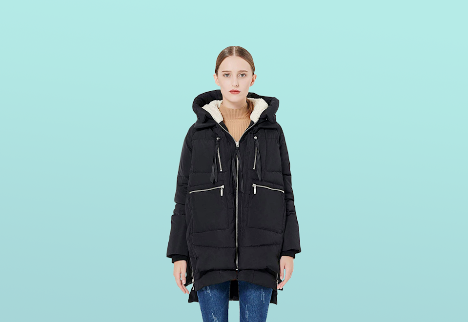 "<p>A good winter coat should keep you toasty and dry without making you look like a marshmallow. The <a href=""http://www.goodhousekeeping.com/institute/about-the-institute/"" rel=""nofollow noopener"" target=""_blank"" data-ylk=""slk:Good Housekeeping Institute"" class=""link rapid-noclick-resp"">Good Housekeeping Institute</a> Textiles Lab researched tons of <a href=""https://www.goodhousekeeping.com/home-products/comforter-reviews/g2184/best-down-comforters-reviews/"" rel=""nofollow noopener"" target=""_blank"" data-ylk=""slk:down"" class=""link rapid-noclick-resp"">down</a>, <a href=""https://www.goodhousekeeping.com/clothing/g28397074/best-wool-socks/"" rel=""nofollow noopener"" target=""_blank"" data-ylk=""slk:wool"" class=""link rapid-noclick-resp"">wool</a>, and <a href=""https://www.goodhousekeeping.com/health-products/g4042/best-workout-leggings/"" rel=""nofollow noopener"" target=""_blank"" data-ylk=""slk:active"" class=""link rapid-noclick-resp"">active</a> coats to find the ones with top-quality performance and design. Our picks offer a range of styles, price points, size offerings and activity levels, so you can buy one that looks good, feels good, and actually lasts. But first, here's what you should consider before you get shopping: </p><h2 class=""body-h2"">What is the warmest winter coat?</h2><p><strong>Down </strong>(which comes from ducks or geese) is the best insulator for winter coats because the clusters trap in heat. For less expensive picks, look for down and feather blends or <a href=""https://www.goodhousekeeping.com/home-products/comforter-reviews/g2145/down-alternative-comforter/"" rel=""nofollow noopener"" target=""_blank"" data-ylk=""slk:down-alternative"" class=""link rapid-noclick-resp"">down-alternative</a> (which is made of synthetic fibers, so it may not be as lofty or warm).</p><p>When shopping, you'll want to check the <a href=""https://www.goodhousekeeping.com/home-products/comforter-reviews/a25003/comforter-buying-guide/"" rel=""nofollow noopener"" target=""_blank"" data-ylk=""slk:fill power"" class=""link rapid-noclick-resp"">fill power</a> of the down: The higher the number, the more space the down takes up and the better insulated it will be. Fill powers can range from 300-900, though anything over a 550 is considered warm. For extra warmth, look for a high fill power <em>and</em> a high fill weight, which tells you how much down is used. Many brands also now use responsibly-sourced down to ensure the birds are not force-fed or live-plucked. If you want a guarantee, look for certifications, such as the Responsible Down Standard.</p><h2 class=""body-h2"">What is the most stylish winter coat?</h2><p>For a sleek and stylish look, consider a<strong> wool jacket</strong>. 100% wool will be warmest, but one with at least 60% wool will also keep you cozy. Look for nylon in the blends — they're strong and will help with the coats last for years — but avoid coats with fabric that has over three fibers blended together because these are more prone to pilling.</p><p>If you're looking for extra warmth, pay attention to the design: double-breasted and longer styles that button up all the way to the neck are ideal. One more thing to note: You'll have to dry clean these styles, as most wool coats are not machine washable. </p><h2 class=""body-h2"">What is the best performance winter coat?</h2><p>If you're hiking, sledding, or skiing this winter, you'll need an <strong>active coat</strong> for your outdoor adventures. Construction is crucial — these coats are subjected to extreme weather and wear and tear. Nylon is often the most durable, but you can find good quality jackets made of polyester as well.</p><p>Look for styles that are lightweight, breathable, and not too long if you plan to be moving around a lot, and consider coats that have added insulation if you think you'll need one that's super warm. The coat should also have flat, sealed seams to keep water out and design details that block cold air, such as drawstrings to cinch or a flap over the zipper. </p><p>Below are the <strong>best, most stylish, and warmest winter coats you can buy:</strong></p>"