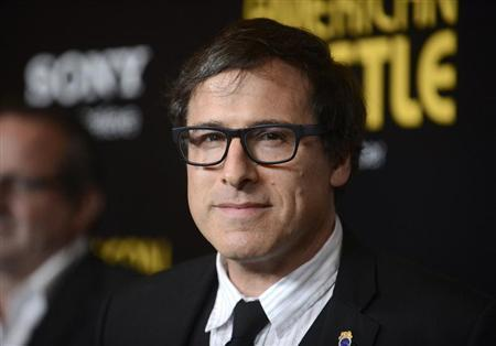 """Director David O. Russell attends a special screening of the film """"American Hustle"""" in Los Angeles December 3, 2013. REUTERS/Phil McCarten"""
