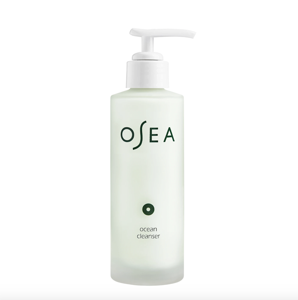 """<p>Infused with lime, juniper, and jasmine, the vegan, gel-based OSEA Ocean Cleanser transports you to Malibu while you give your face a deep, relaxing cleanse. Lactic acid (a type of <a href=""""https://www.allure.com/gallery/what-you-didnt-know-about-lactic-salicylic-citric-glycolic-acid-creams?mbid=synd_yahoo_rss"""" rel=""""nofollow noopener"""" target=""""_blank"""" data-ylk=""""slk:alpha hydroxy acid"""" class=""""link rapid-noclick-resp"""">alpha hydroxy acid</a>) provides gentle exfoliation, while red algae calms and balances your complexion. You can find it in our <a href=""""http://beautybox.allure.com/?source=EDT_ALB_EDIT_GALLERY_0_July20_Osea_ZZ"""" rel=""""nofollow noopener"""" target=""""_blank"""" data-ylk=""""slk:July Allure Beauty Box"""" class=""""link rapid-noclick-resp"""">July <em>Allure</em> Beauty Box</a>.</p> <p><strong>$48</strong> (<a href=""""https://shop-links.co/1712432085619089255"""" rel=""""nofollow noopener"""" target=""""_blank"""" data-ylk=""""slk:Shop Now"""" class=""""link rapid-noclick-resp"""">Shop Now</a>)</p>"""