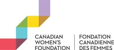 Scotiabank donates $200,000 to the Canadian Women's Foundation's Building Women's Economic Security in the Pandemic Project Logo (CNW Group/Scotiabank)