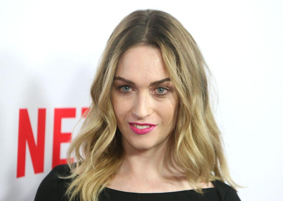 """<p>Known for playing a trans hacker on <em>Sense 8</em>, Clayton's also vocal about trans rights in show business. """"Actors who are trans never even get to audition for anything other than roles of trans characters,"""" <a href=""""https://mashable.com/article/transgender-actors-criticize-scarlett-johansson-trans-man-casting/"""" rel=""""nofollow noopener"""" target=""""_blank"""" data-ylk=""""slk:she tweeted"""" class=""""link rapid-noclick-resp"""">she tweeted </a> after Scarlett Johansson was cast as a trans man. """"That's the real issue. We can't even get in the room. Cast actors who are trans as non-trans characters. I dare you.""""</p>"""