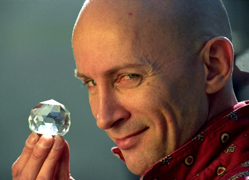 "Rocky Horrow Show creator, Richard O'Brien during a photocall at Channel Four television for a new series of his show "" The Crystal Maze"". (Photo by Adam Butler - PA Images/PA Images via Getty Images)"