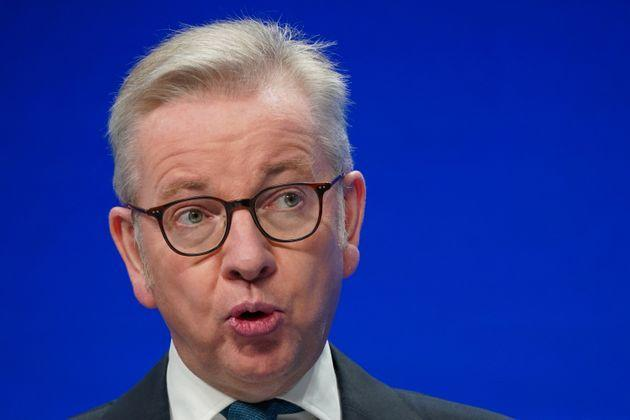 Michael Gove said Labour was now the party of 'academics and Guardian leader writers' (Photo: Ian Forsyth via Getty Images)