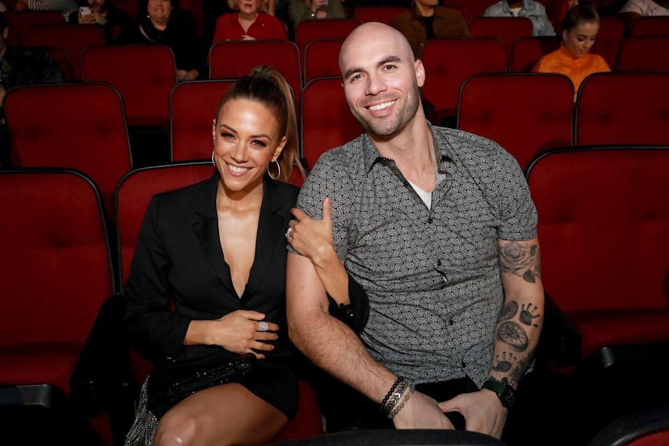"<p>Country music star and <em>One Tree Hill </em>alumna Jana Kramer hasn't had the easiest of relationships with husband Mike Caussin. The former NFL player <a href=""https://www.usmagazine.com/celebrity-moms/news/jana-kramer-why-i-stayed-with-mike-caussin-after-he-cheated/"" rel=""nofollow noopener"" target=""_blank"" data-ylk=""slk:suffers from sex addiction"" class=""link rapid-noclick-resp"">suffers from sex addiction</a>, which has caused strain on their marriage. Despite the <a href=""https://www.usmagazine.com/celebrity-news/pictures/jana-kramer-and-mike-caussins-relationship-timeline/tied-the-knot/"" rel=""nofollow noopener"" target=""_blank"" data-ylk=""slk:ups and downs"" class=""link rapid-noclick-resp"">ups and downs</a>, their <a href=""https://www.usmagazine.com/celebrity-news/news/jana-kramer-marries-michael-caussin-we-feel-extremely-blessed-2015225/"" rel=""nofollow noopener"" target=""_blank"" data-ylk=""slk:marriage is still intact after fiive years"" class=""link rapid-noclick-resp"">marriage is still intact after fiive years</a>.</p>"