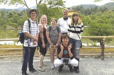 Murray State University students travel to Japan for cultural immersion and continued studies. Sekisui Specialty Chemicals has sponsored this scholarship for the past 8 years, benefitting 32 students thus far.