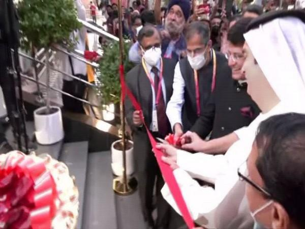 Union Commerce and Industry Minister Piyush Goyal inaugurated the India Pavilion at Dubai Expo 2020 on Friday.