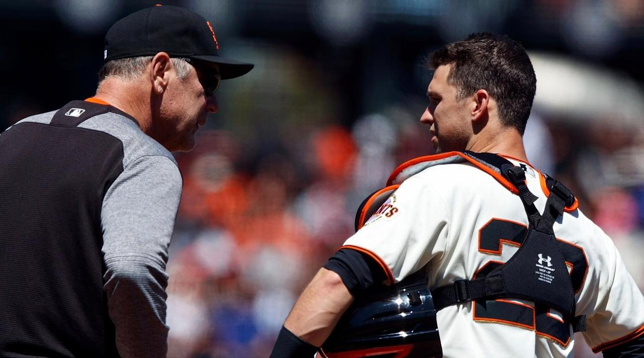 """<p><em>This story originally appeared on <a rel=""""nofollow"""" href=""""https://ec.yimg.com/ec?url=http%3a%2f%2fwww.foxsports.com%2fmlb%2fstory%2fsan-francisco-giants-find-nothing-is-routine-in-troubled-2017-season-062617%26quot%3b%26gt%3bFoxSports.com%26lt%3b%2fa%26gt%3b.%26lt%3b%2fem%26gt%3b%26lt%3b%2fp%26gt%3b%26lt%3bp%26gt%3bThings&t=1498542488&sig=NnKAHHsBam24JJAiHsTNfA--~C are different around the San Francisco Giants, and not simply because the three-time World Series champions are on pace to lose 100 games for the first time since 1985.</p><p>The clubhouse, once populated by outspoken veterans and compelling eccentrics, is quiet to the point of being boring, some with the team say.</p><p>And the bullpen, once an unusually close unit that did nearly everything as a group, is adjusting to the distinctive routine of a big-money, free-agent closer for the first time.</p><p>Mark Melancon, signed to a four-year, $62 million free-agent contract last offseason, was regarded as an excellent teammate in previous stops with the Pirates and Nationals, and also is well-liked with the Giants.</p><p>But Melancon, sources say, rubbed some teammates the wrong way early in the season by putting an end to the bullpen's 3:30 p.m. stretching session before night games, a practice that the relievers began in 2012.</p><p>And for a time, Melancon and a handful of other Giants veterans often were late for the team's main stretching sessions, prompting manager Bruce Bochy to call a team meeting about a month ago to address that matter and other concerns that he declined to specify.</p><p>""""I dropped the ball. I've been doing this so long, you take for granted that they know what I want,"""" Bochy said. """"These guys were used to doing it how they've done it—'I have my own routine. I'm not going to stretch.' But we do stretch as a team here. They all have to be out there.""""</p><p>It is doubtful that Melancon's routine—which includes him spending the first six or seven innings in the clubhouse prepa"""