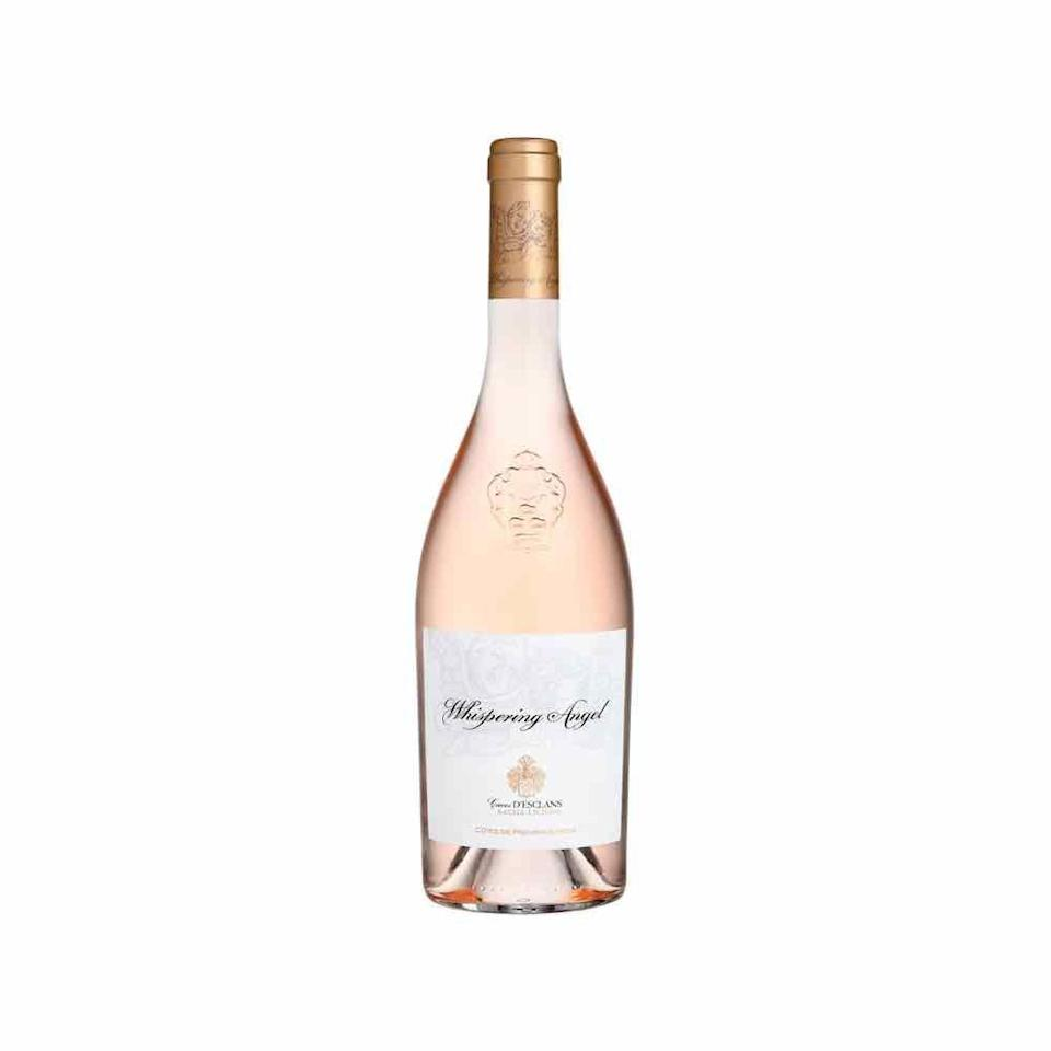 """<p>Perhaps the most ubiquitous choice for rosé season for a reason, this bottle is fruity, but not over-the-top, plus sips as well as it pairs, says Marcie Van Mol, creator and owner of <a href=""""https://www.anzieblue.com/"""" rel=""""nofollow noopener"""" target=""""_blank"""" data-ylk=""""slk:Anzie Blue Nashville"""" class=""""link rapid-noclick-resp"""">Anzie Blue Nashville</a>. </p><p><em>Price: $18.97</em></p><p><a class=""""link rapid-noclick-resp"""" href=""""https://go.redirectingat.com?id=74968X1596630&url=https%3A%2F%2Fwww.totalwine.com%2Fwine%2Frose-blush-wine%2Frhone-blend%2Fchateau-desclans-whispering-angel-rose%2Fp%2F107869750&sref=https%3A%2F%2Fwww.oprahdaily.com%2Flife%2Ffood%2Fg36075731%2Fbest-rose-wines%2F"""" rel=""""nofollow noopener"""" target=""""_blank"""" data-ylk=""""slk:SHOP NOW"""">SHOP NOW</a></p>"""