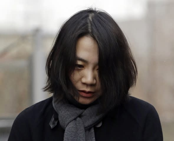 Korean Air 'nut rage' heiress could face arrest