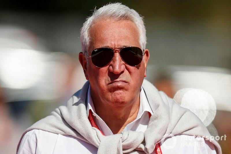 "Lawrence Stroll, Owner, Racing Point <span class=""copyright"">Zak Mauger / Motorsport Images</span>"